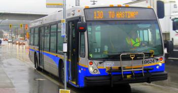 Translink bus. Photo by Bert Morelos.