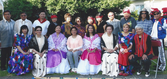 Circulo Cagayano Association of British Columbia Officers.
