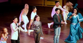 Kapuso performers.