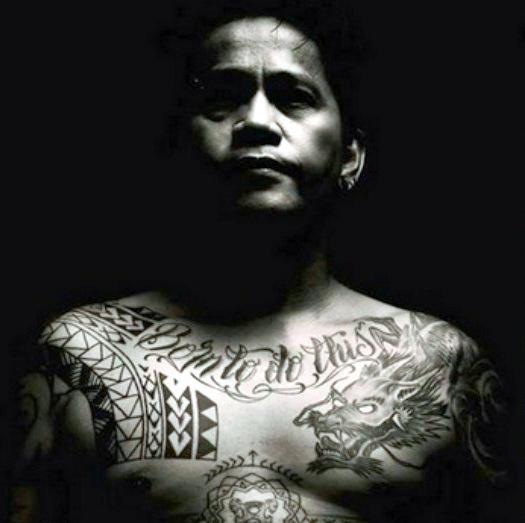 Award winning tattoo artist Mayo Landicho.