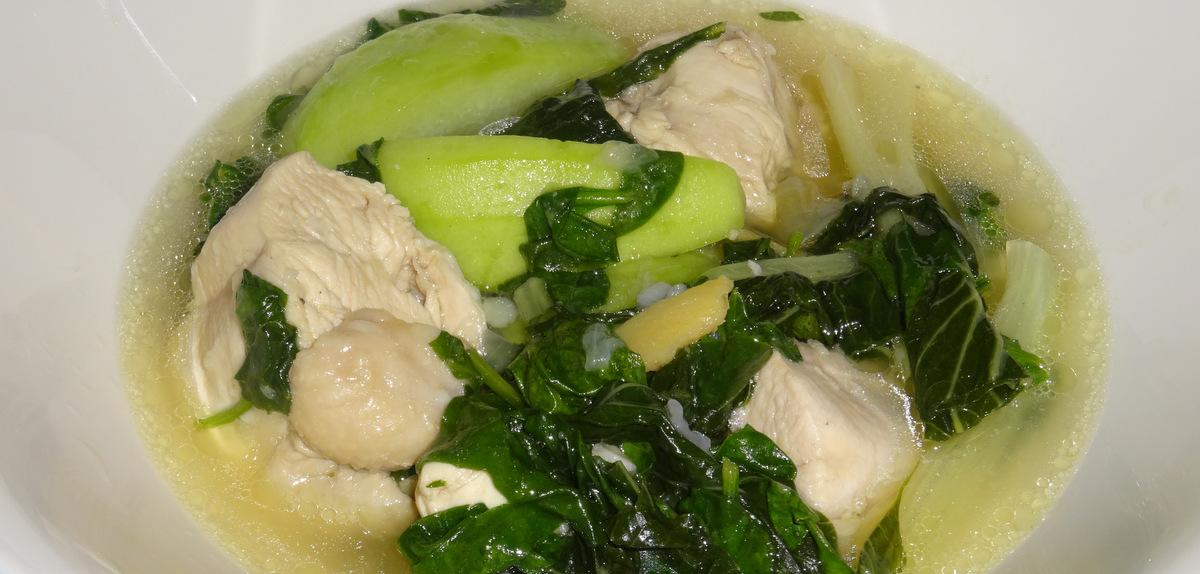 recipe: chicken tinola recipe [30]
