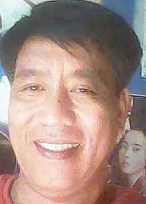 Manila radio reporter and broadcaster, Jose Bernardo.