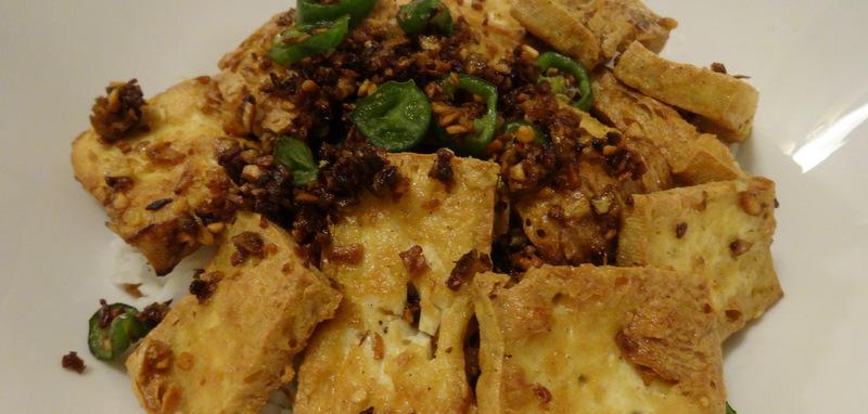 Recipe: Deep Fried Tofu with Spicy Salt - MetroVan Independent News