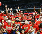 San Miguel wins Philippine Cup title