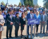 Narima Dela Cruz rallies to put safety first in Surrey
