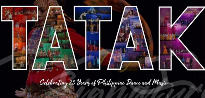 Canada's Premiere Filipino Performing Arts Group takes the stage in celebration of its 25th year anniversary